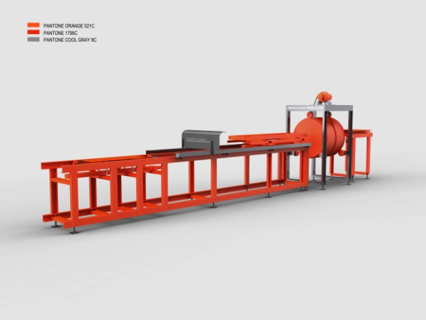 Pallet Retrieving Conveyor
